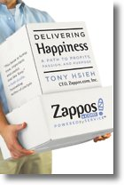 Delivering Happines-Zappos-Tony Hsieh