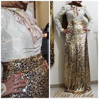 nisa moda 2014 tesett%C3%BCr Elbise modelleri32 nisamoda 2014, 2013 2014 sonbahar kış nisamoda tesettür elbise modelleri