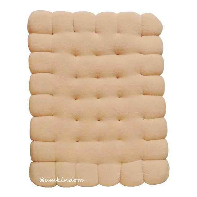 Подушка печенюшка