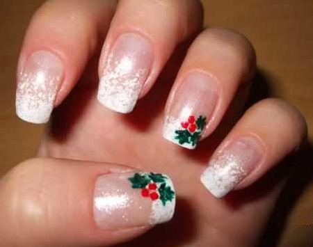 modelos super diferentes de unhas decoradas para o Natal, inspire-se