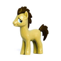 MLP Chocolate Ball Figure Wave 2 Dr Whooves Figure by Chupa Chups