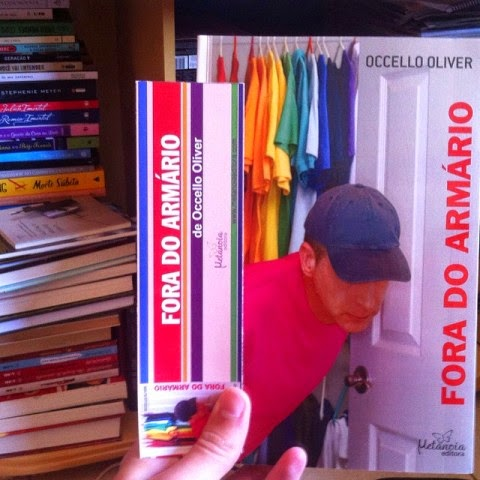 Livro Fora do Armário, Occello Oliver