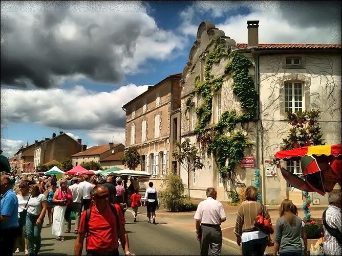 La félibrée 2012 à Piégut-Pluviers en Périgord vert