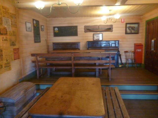 Pub inside