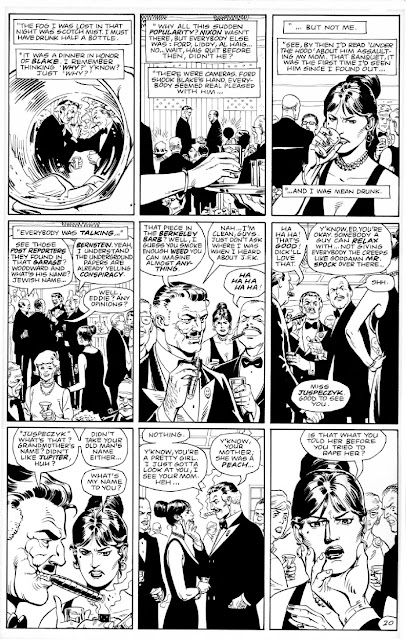 alan moores watchmen essay Looking for watchmen analysis, criticism and reviews read analyses, essays, critiques, commentaries and reviews of the alan moore graphic novel.