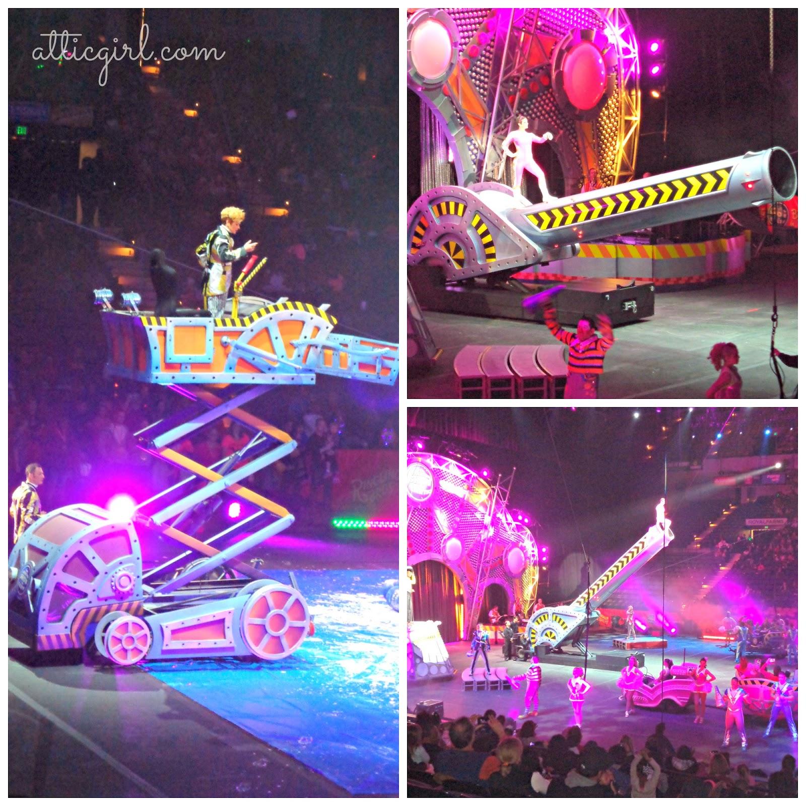 circus, Baltimore