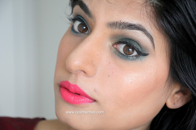 brown eyes makeup indian