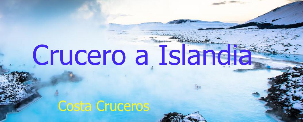 CRUCERO A ISLANDIA