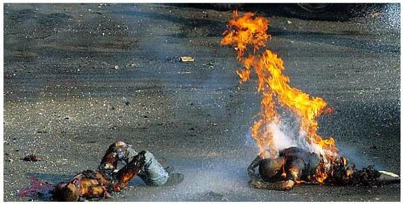 Israel Kian Terdesak Guna Bom Kimia Fosforus Putih