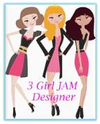 3 Girl JAM Design Team