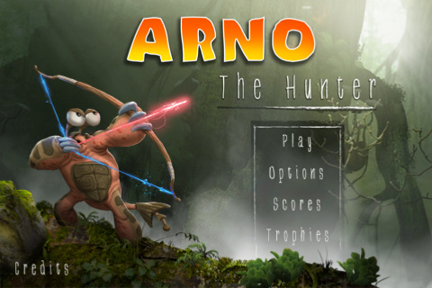 ARNO THE HUNTER FOR IPHONE