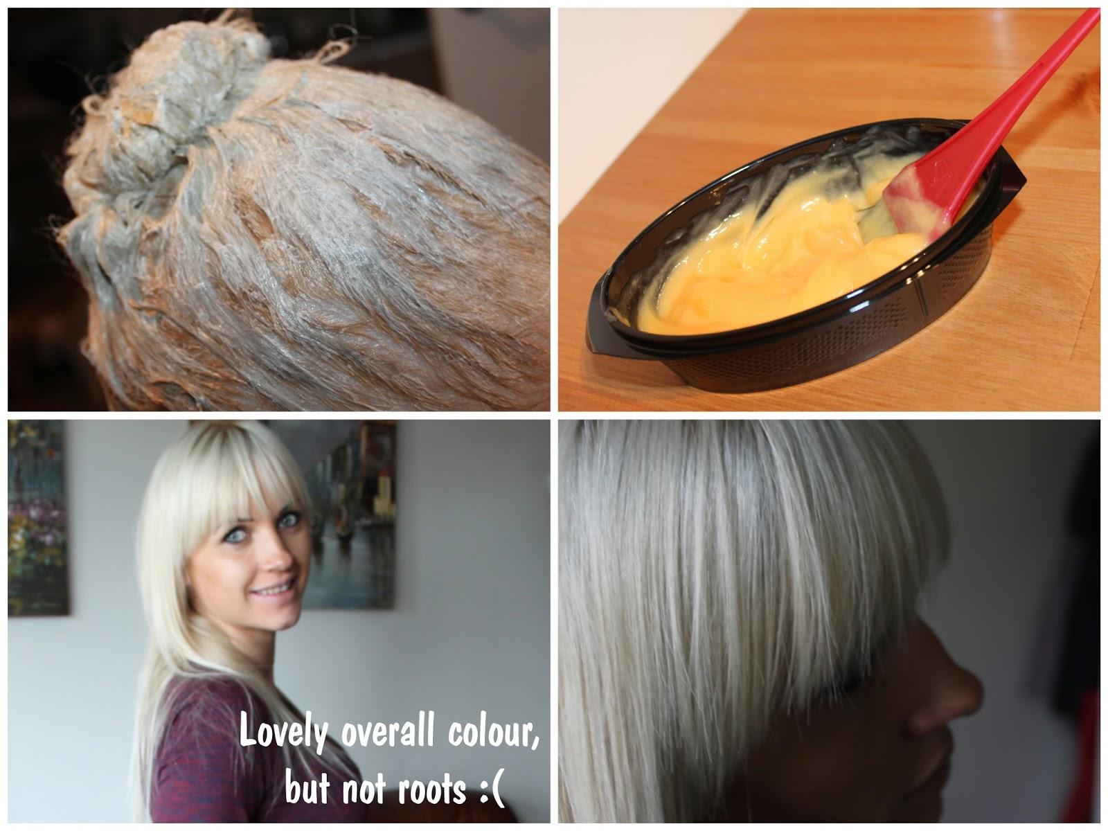 Vidal sassoon salonist permanent hair colour 10 1 lightest for 2 blond salon reviews