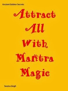 E-Book - Attract all with Mantra Magic