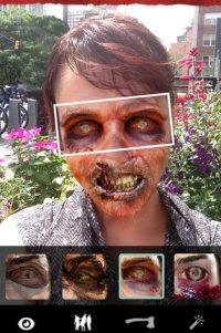 foto zombie