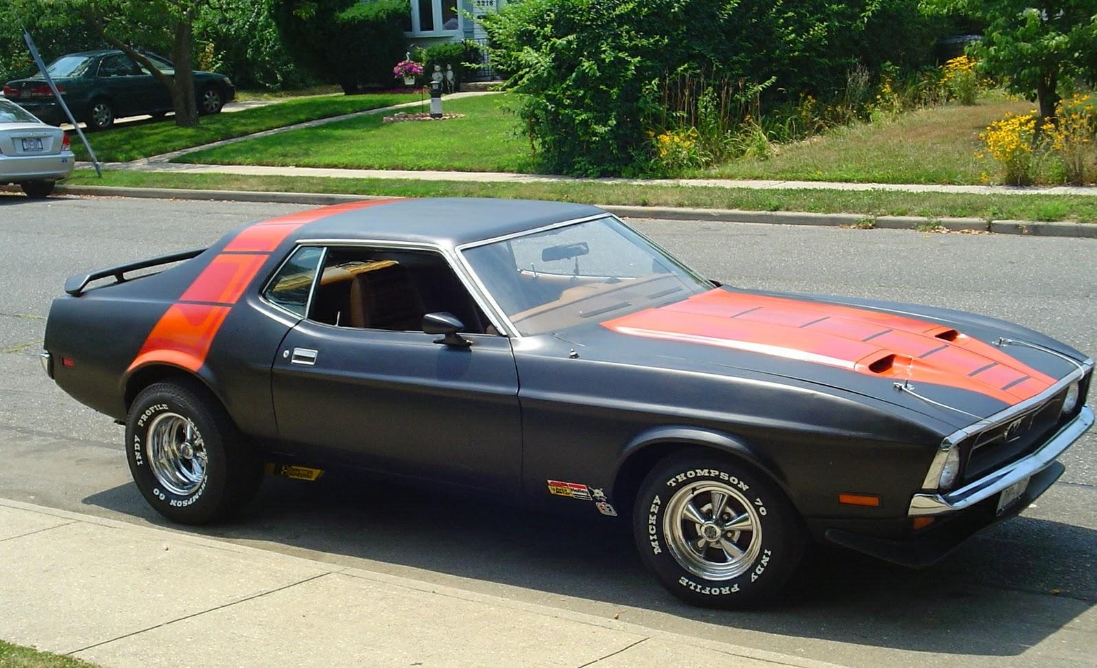 Mustang Clasico Carros Usa