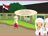 Soal PAI Kelas 4 SD Kurikulum 2013 Bab Beriman Kepada Alloh Dan Rasul-Nya