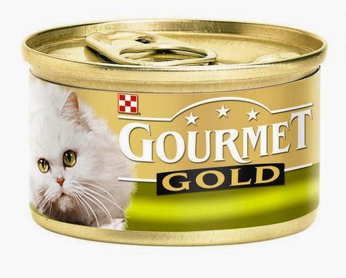 Корм для кошек Gourmet Gold (Гурмет Голд). Отзыв