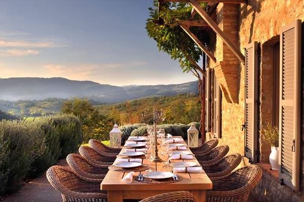 amenajari, interioare, decoratiuni, decor, design interior, stil clasic, vila , italia, tereasa, gradina,