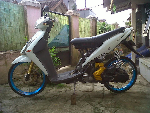 Modifikasi Suzuki Spin Ring 17