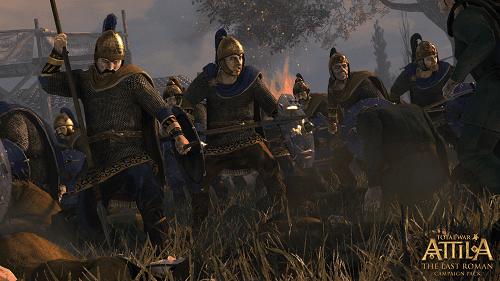 Total War ATTILA The Last Roman Reloaded PC Gratis 1
