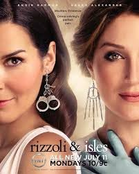 Assistir Rizzoli and Isles 7x06 - There Be Ghosts Online
