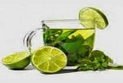 مشروبات طبيعية لحرق الدهون
