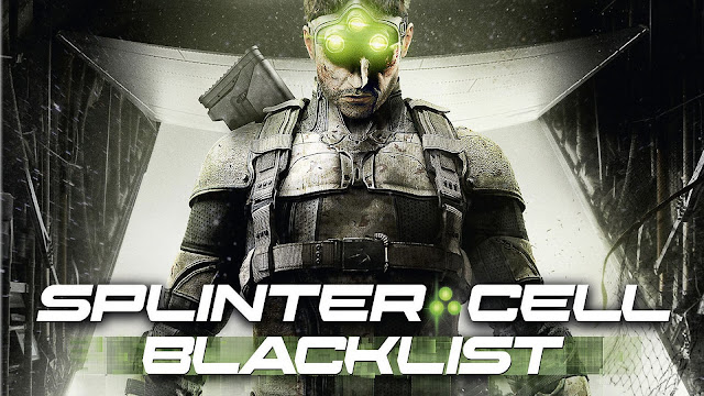 Tom Clancy's Splinter Cell: Blacklist skidrow