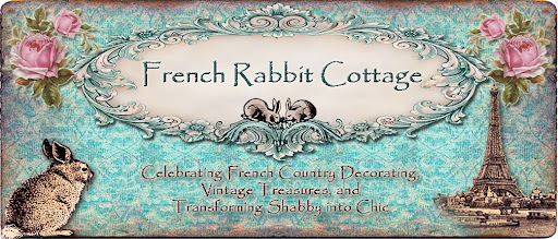 French Rabbit Cottage