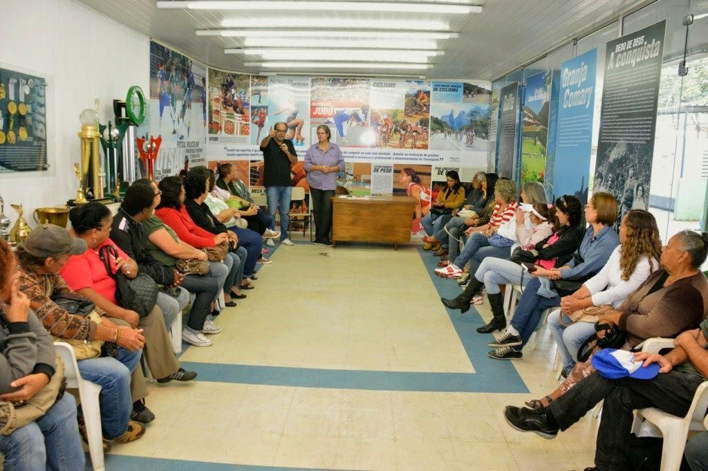 O encontro foi presidido pela subsecretária de Trabalho, Emprego e Economia Solidária, Susan Hodge, e contou com a participação do secretário de Turismo, Ronaldo Fialho
