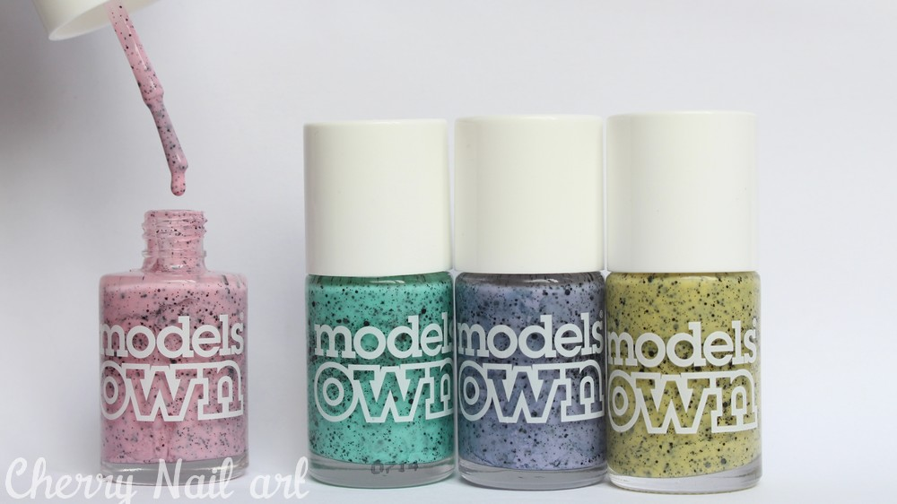 Vernis Models Own Speckled eggs