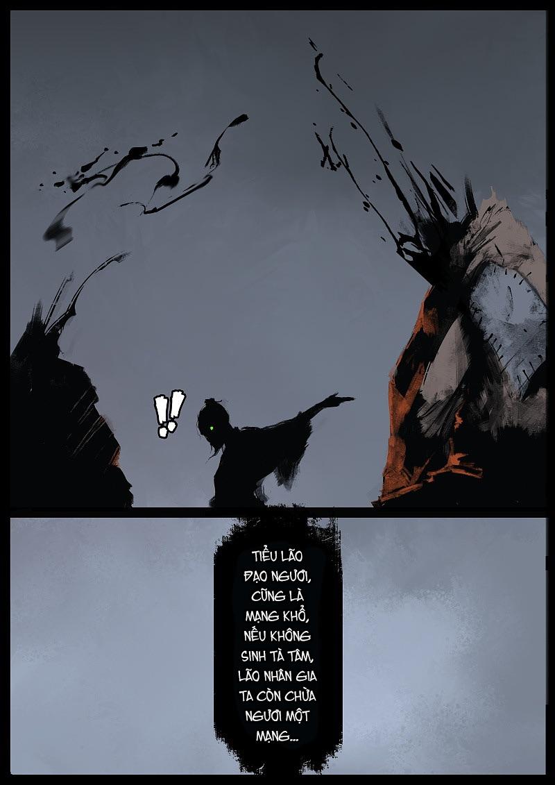 Tây Du Ký dị bản chap 40 Trang 20
