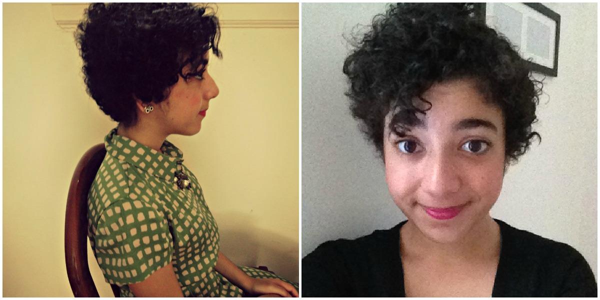 Pixie Cut Haircuts For Curly Hair Women | Rachael Edwards