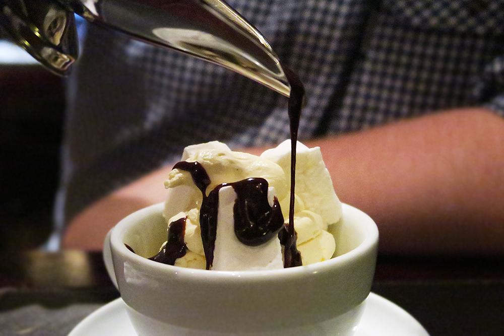 Mal Hot Chocolate at the Malmaison Leeds Brasserie
