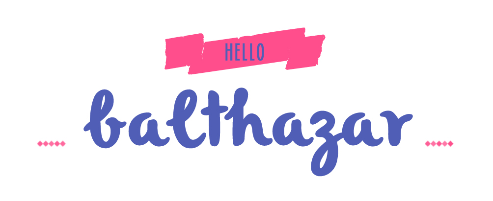 Hello Balthazar - Blog lifestyle et DIY