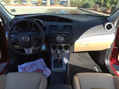Mazda Interior Bose Moonroof