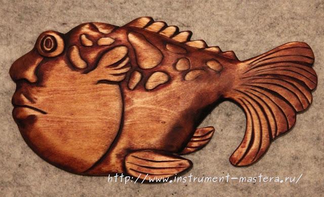 рыба-лицо