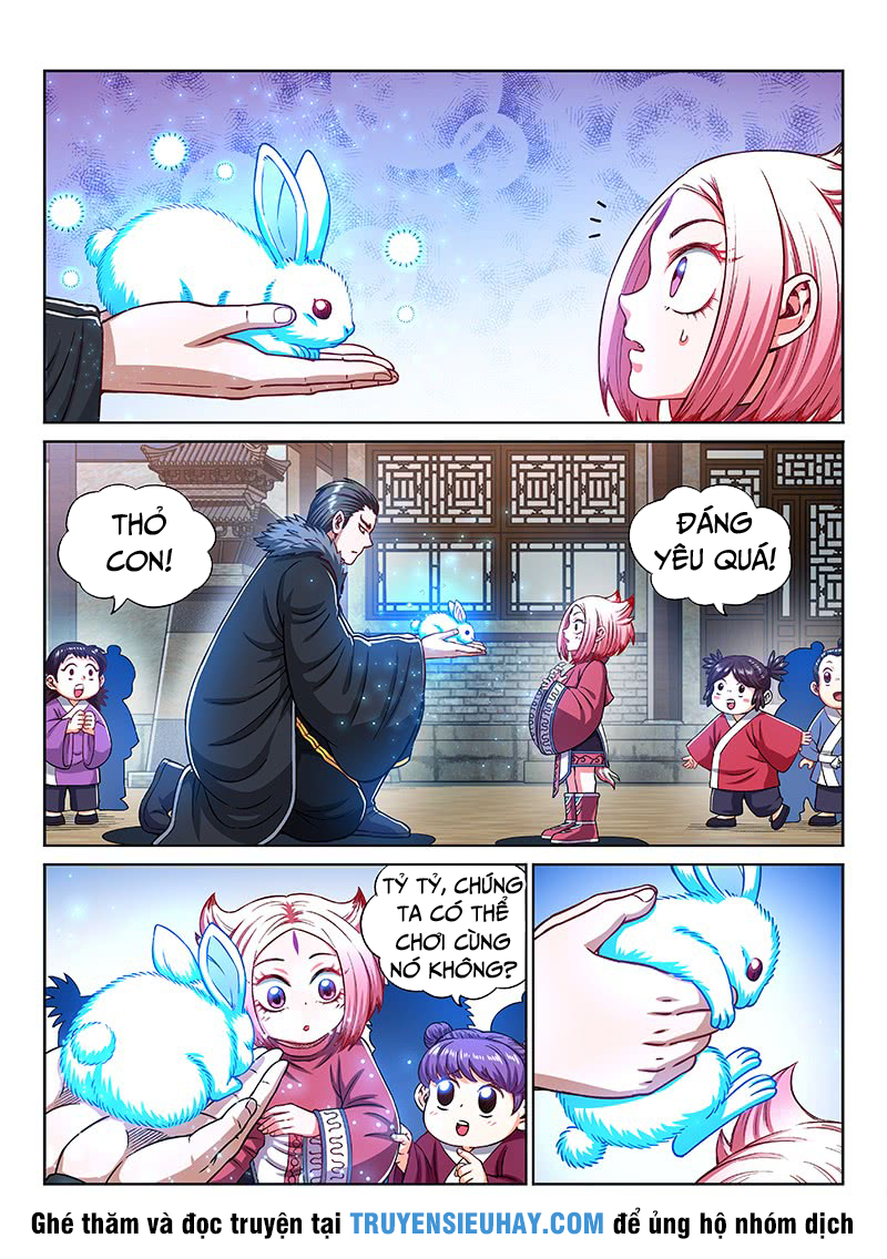 Ta Là Đại Thần Tiên chap 220 - Trang 12