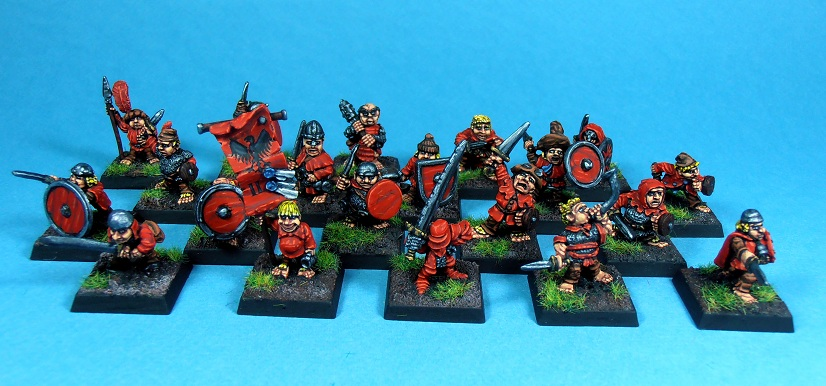 The Red Baron of Bogglewort and his Halfling Men at Arms Warhammer+Halfling+2+small