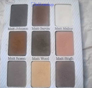 the balm meet matte palette