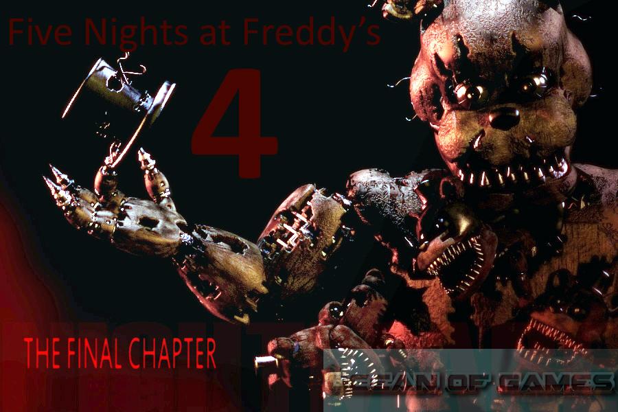 fnaf 4 free download halloween edition