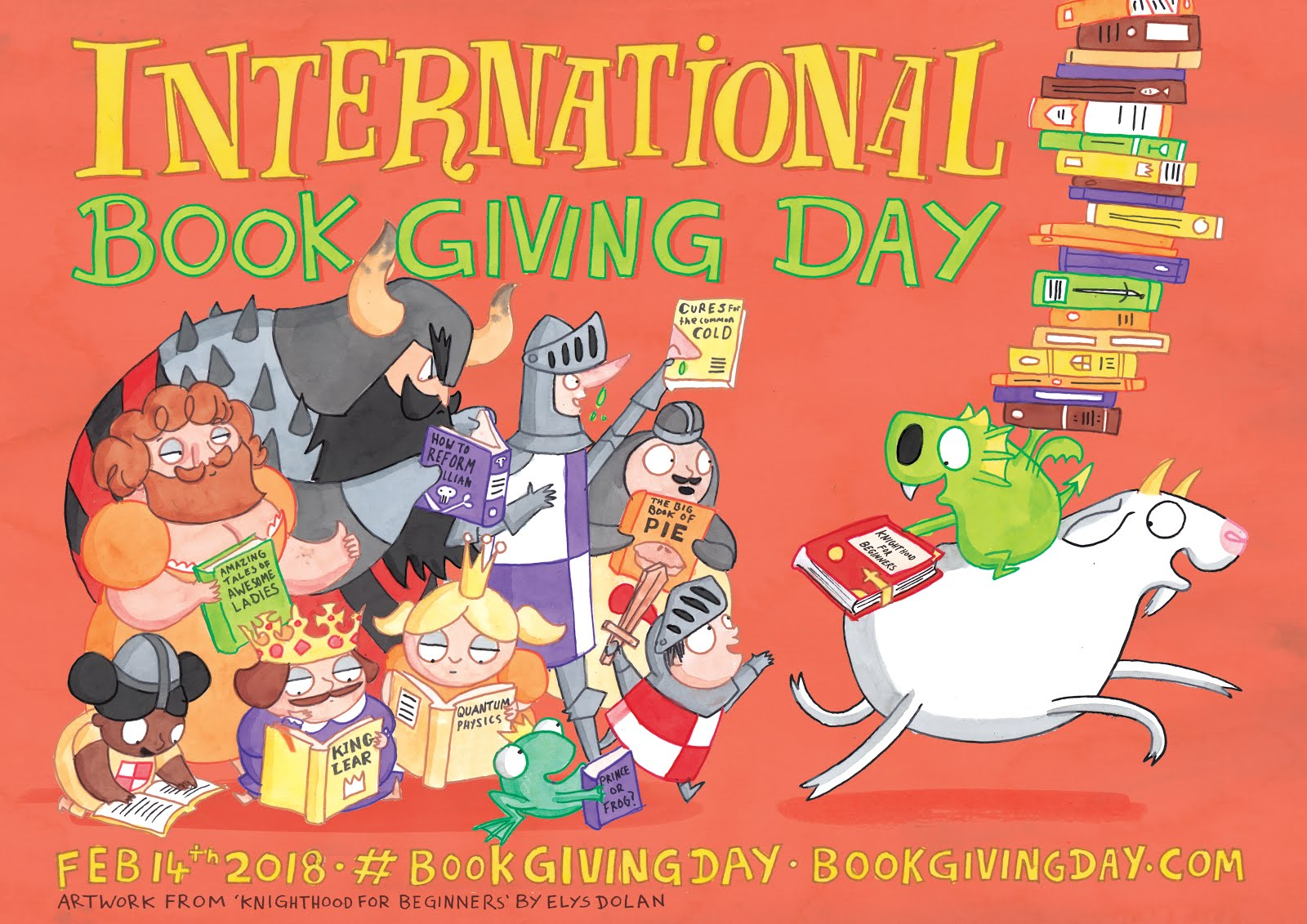 Book Giving Day