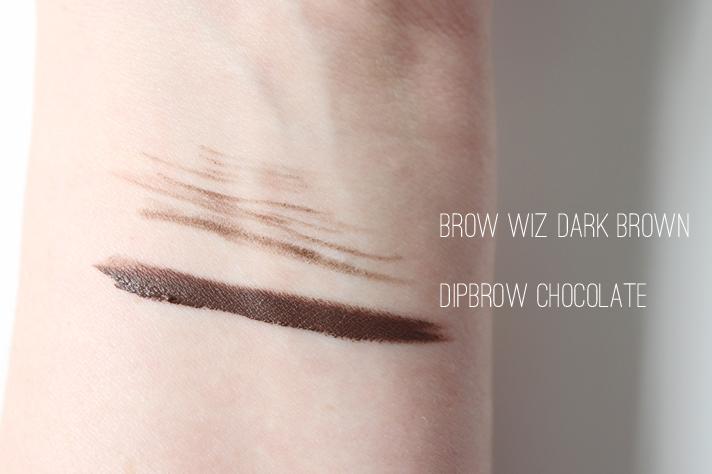 ANASTASIA BEVERLY HILLS | Brow Wiz in Dark Brown + Dipbrow Pomade ...