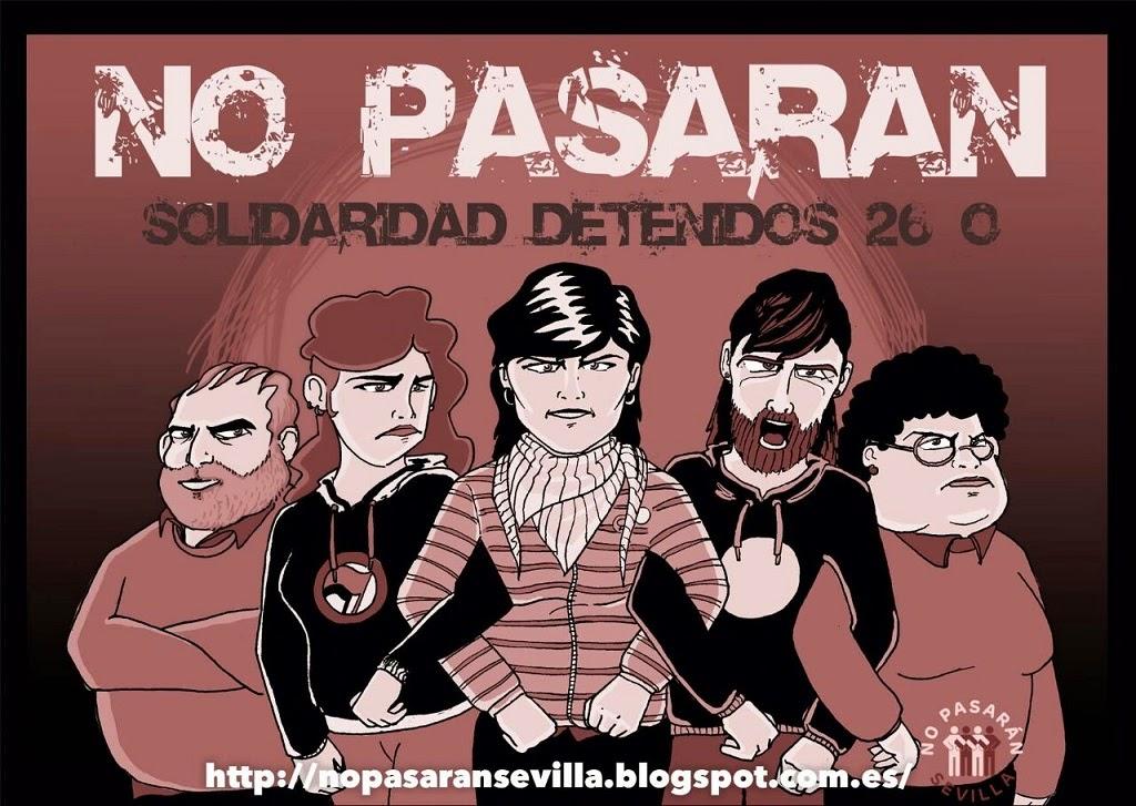 NO PASARÁN SEVILLA