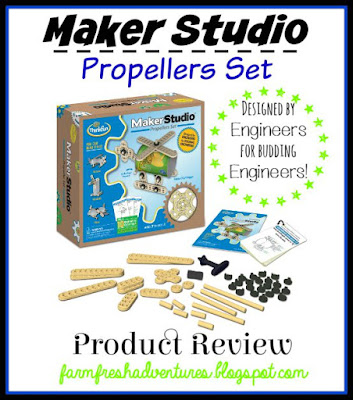 Maker Studio: Propellers Set Product Review