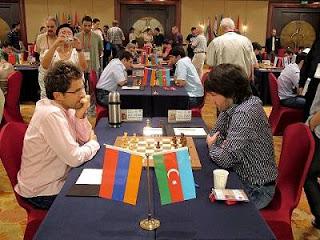Echecs à Ningbo : Aronian face à Radjabov au Championnat du Monde par équipe © ChessBase