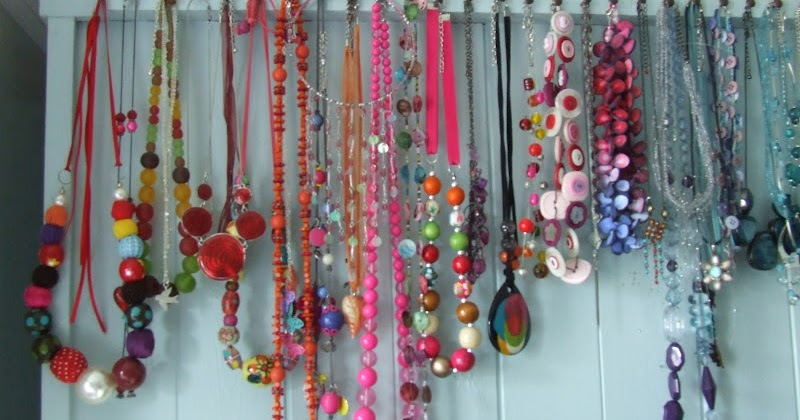 Jumble And Jelly Jewellery Storage
