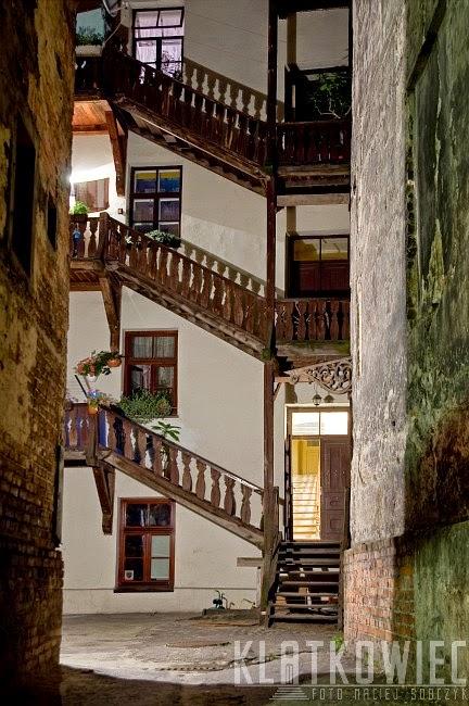 Lublin - miasto balkonów