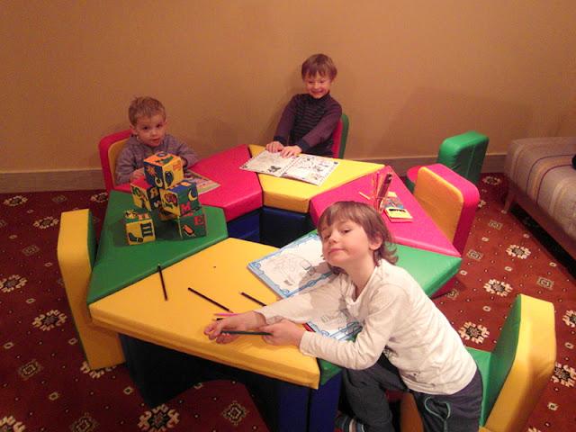 Магия Карпат Буковель детская комната
