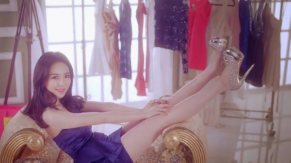 aoa Mina Miniskirt