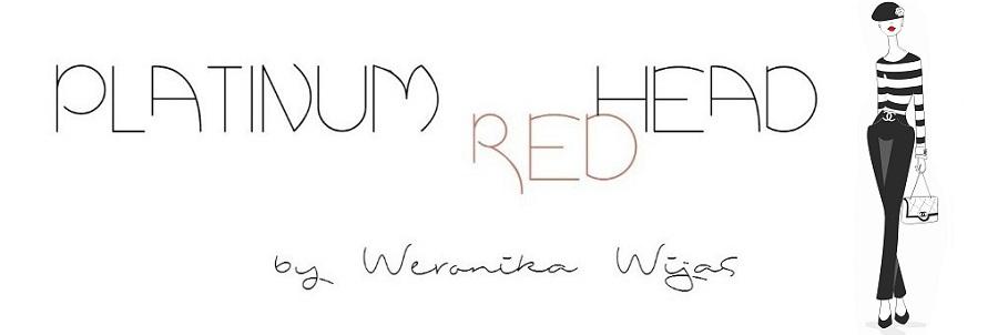 Platinum  Redhead
